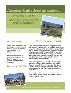 Living Arroyos Logo Competition!