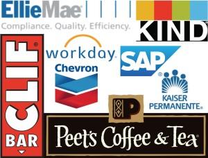 corp logos LA