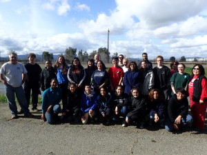 February 4th volunteer event - group photo